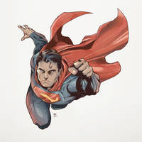Superman by LudoDRodriguez