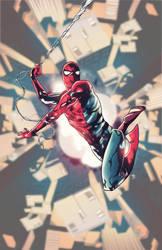 Spider-Man by LudoDRodriguez