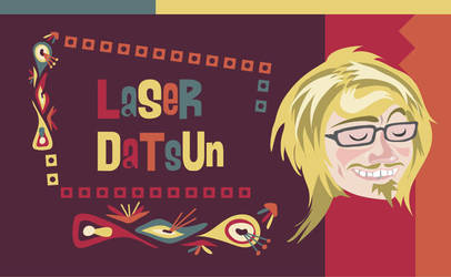 Cartoon DA ID by LaserDatsun