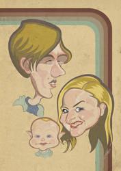 Caricature 4 by LaserDatsun