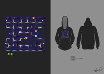 Pea Boy's Maze Game by LaserDatsun