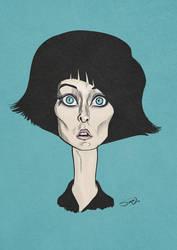Quorra - Olivia Wilde by LaserDatsun