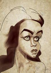 Face Practice by LaserDatsun