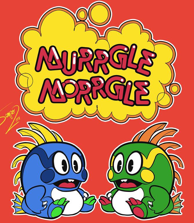 Murrgle Morrgle by LaserDatsun