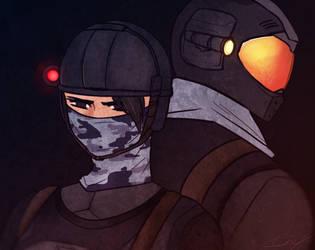 Agents by CaseyKeshui