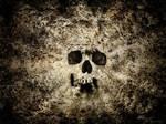 mhaunted Skull by taydify