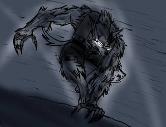 Werewolves of Lion City by Kaowas