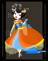 -Geisha- by kinkei