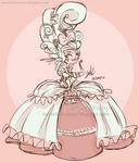 rococo sketch by kinkei