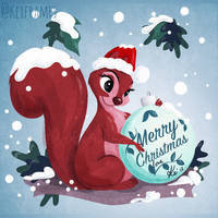 Merry Christmas by kinkei