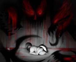 My demons by IIIWhiteLieIII