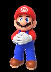 Mario You Know I Had to Do it to Em (Render) by Nintega-Dario