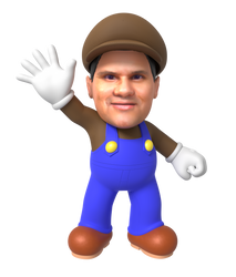 Thanks for Everything Reggie (Render) by Nintega-Dario
