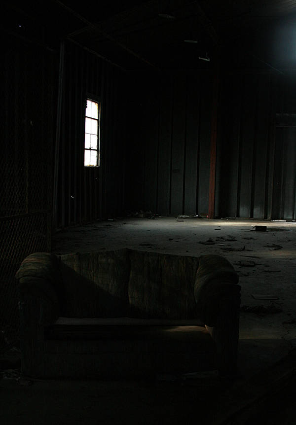 industrial decay 002 by aeiryn
