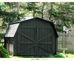 Just a barn by aeiryn