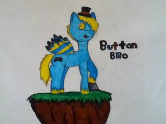 Button Bro by Deviantcupcake01