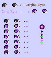 Pixel eye tutorial by Jackel-Hydi