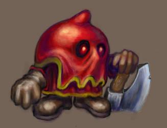 Epik-Balls-personage-executor by Murzik18