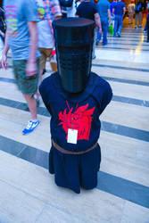 Monty Python - Black Knight Cosplay by OscarG1