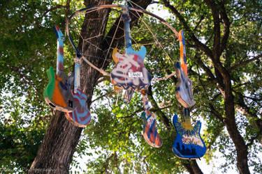 Graffiti Park Guitars by OscarG1