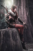 Remnants' Hope - Rise of the Tomb Raider by skyseed21