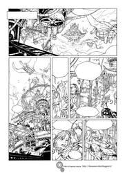 Grey Sea  pg 1 by DiaXYZ