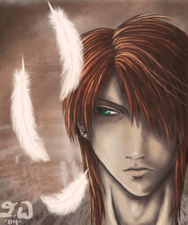Silent Angel by Fuzzysocks102