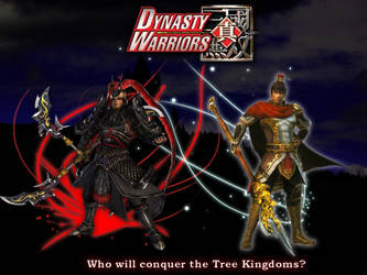 Dynasty Warriors by MickelHiwatari