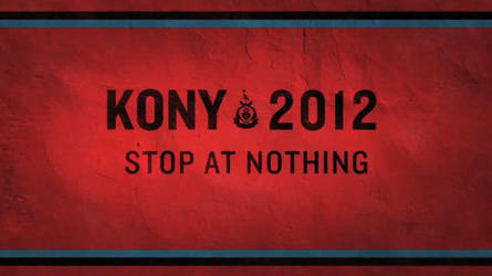 Kony 2012 - for a better world by MickelHiwatari