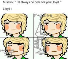 Lloyd by x3thanXx