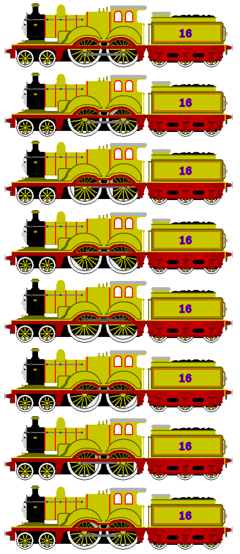 Thomas And Friends Molly Deviantart Www Topsimages Com