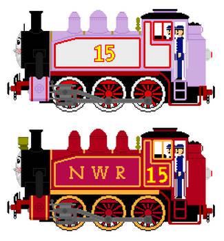 Thomas And Friends Aniimated Characters On Thomas Animated Deviantart