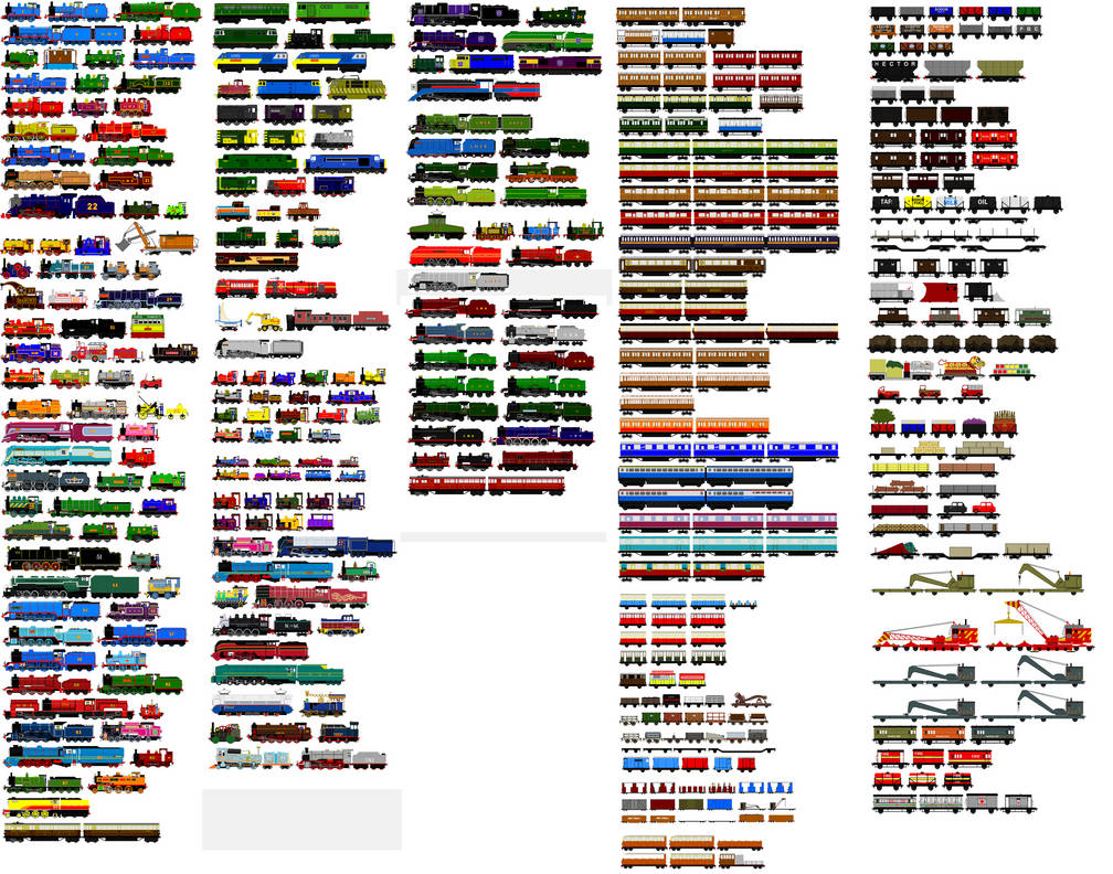 Thomas And Friends Animated Characters 20 By Jamesfan1991 On Deviantart