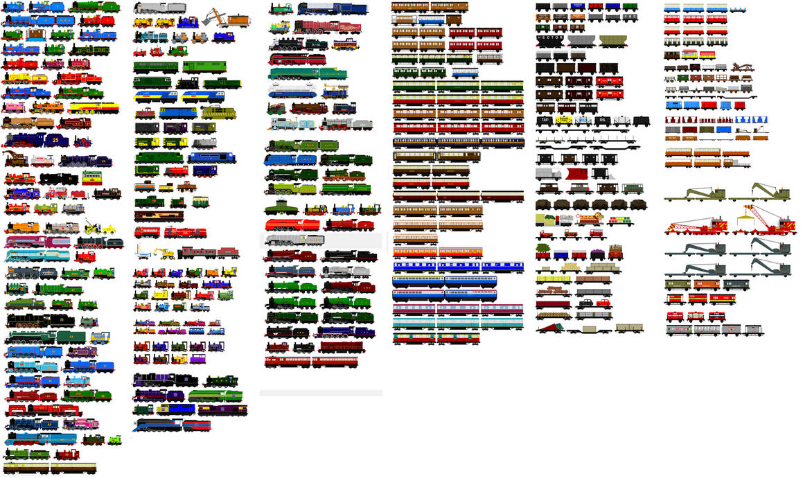 Thomas And Friends Animated Characters 21 By Jamesfan1991 On Deviantart