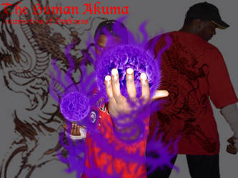 Human Akuma by Sidell