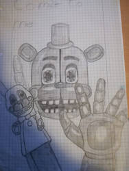 Funtime Freddy by Heroann