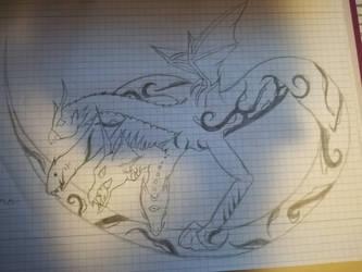 Creature by Heroann