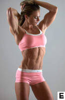 Muscular Model by edinaus