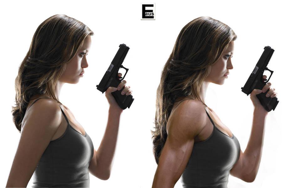 Muscular Summer by edinaus
