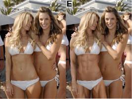 Victorias Secret Muscle 2 by edinaus