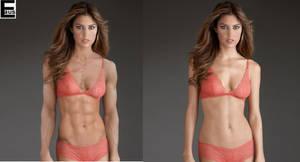 Muscle Model Comparison by edinaus