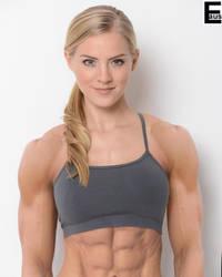 Muscle Model 42 by edinaus