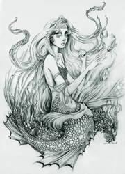 On the Sea Floor by CearaFinn