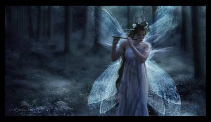 The Fairy Piper by CearaFinn