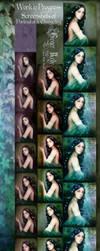 Walkthru Changeling Portrait by CearaFinn