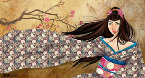 Aoi Hitomi by Midori-ossan