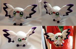 Digimon - Calumon custom plush by KitamonPlush