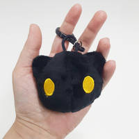 Digimon - Botamon custom plush keychain  by KitamonPlush