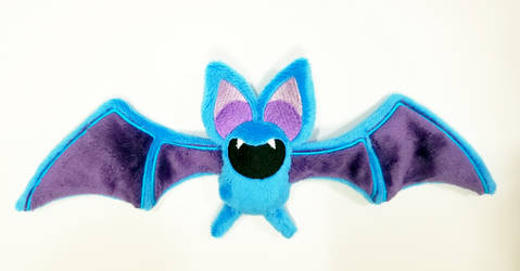 Pokemon - Zubat custom plush for sale by KitamonPlush