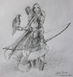 Nordic Archer by Syrenion